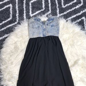 nwt high to low dress